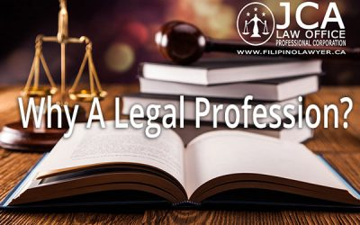 Why a Legal Profession?