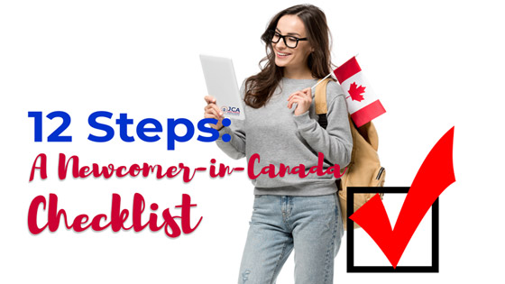 12-steps-a-newcomer-in-canada-checklist