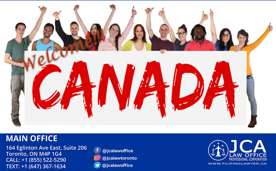 17 Million people have immigrated to Canada since 1967