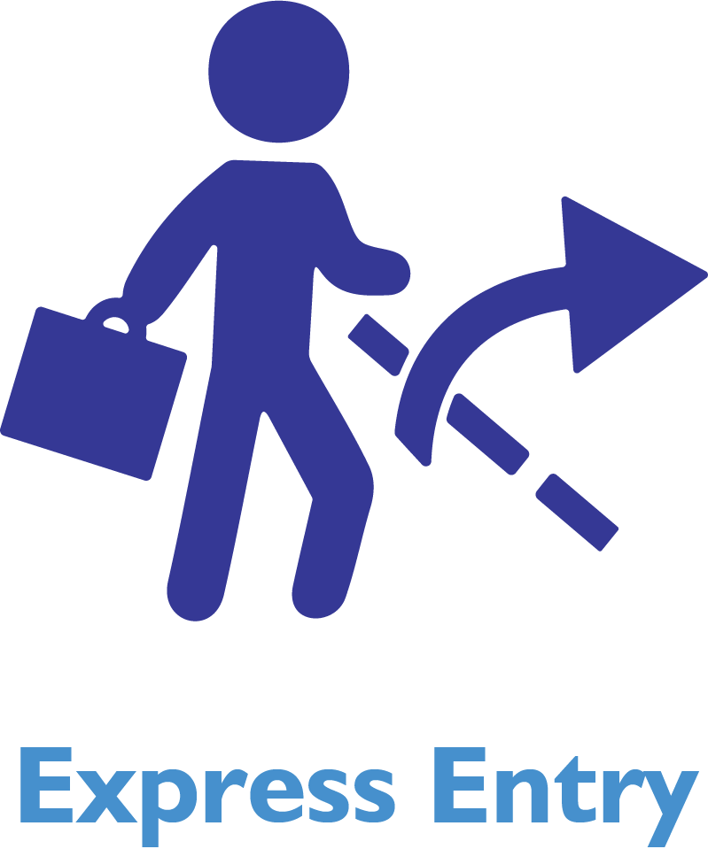 express entry icon