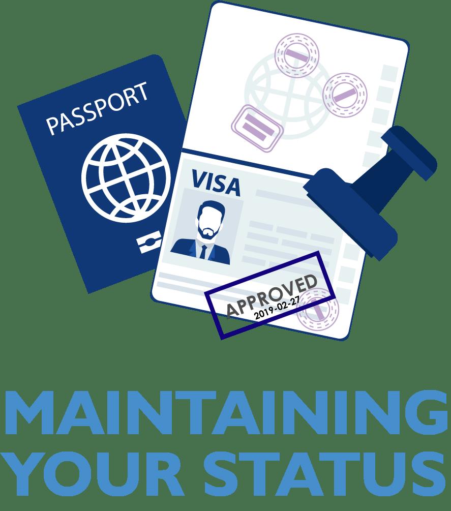 maintaining-status icon