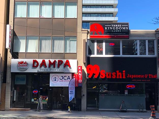 JCA Law Office Professional Corporation Eglinton Ave East Toronto
