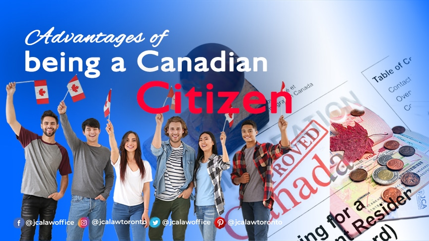 The Perks of Being a Canadian Citizen