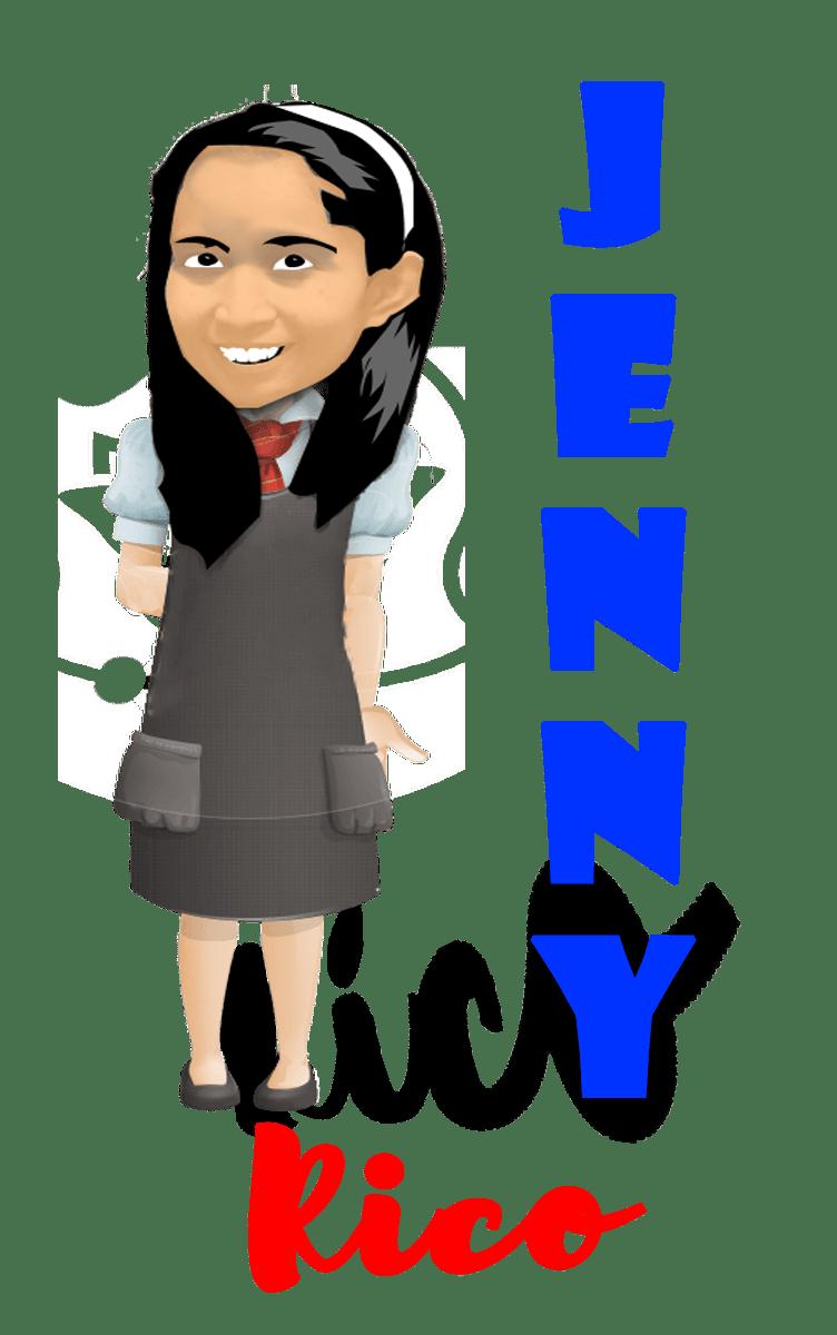 Filipino lawyer JENNY RICO