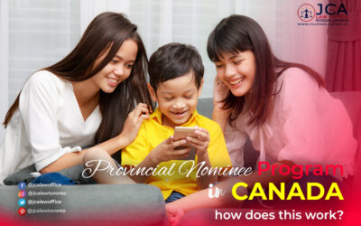 Provincial nominee program in Canada: how does this work?