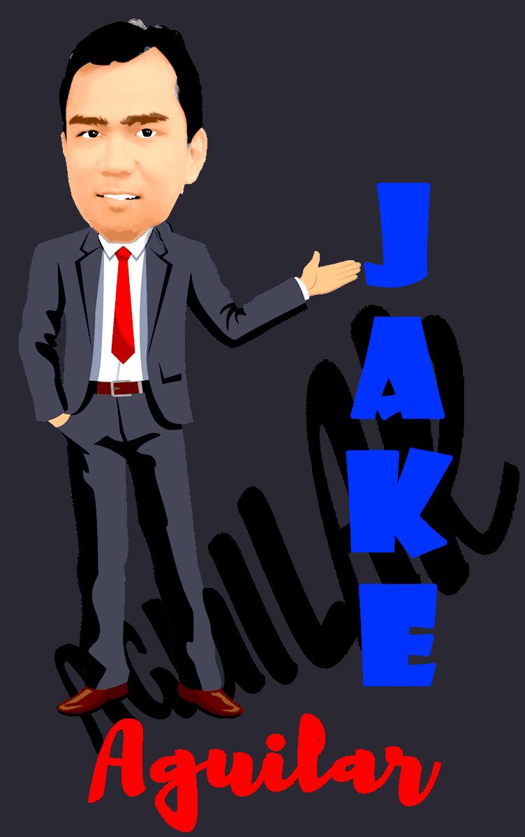 Filipino lawyer Jake Aguilar