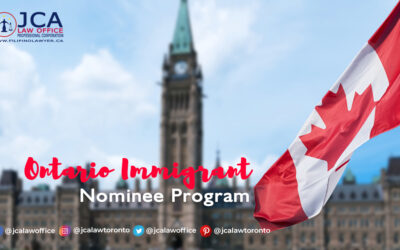 Ontario Immigrant Nominee Program (OINP) Employer Job Offer