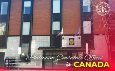 Learn More About Our Philippine Consulate Offices In Canada
