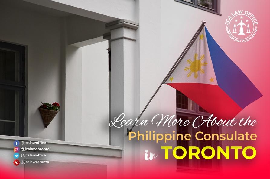 philippine consulate toronto