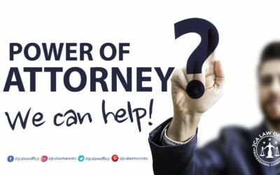 EVERYTHING YOU NEED TO KNOW ABOUT POWER OF ATTORNEY (POA)