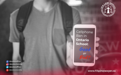 Cell Phone Ban in Ontario Classrooms: Good or Bad?