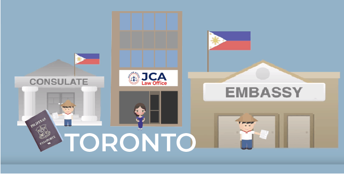 A Closer look at Philippine Consulate General in Toronto