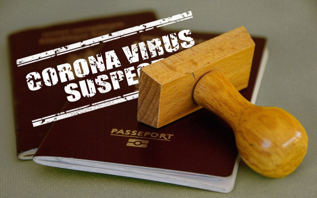 NOVEL CORONAVIRUS:  How does it affect your travel plans to Canada?