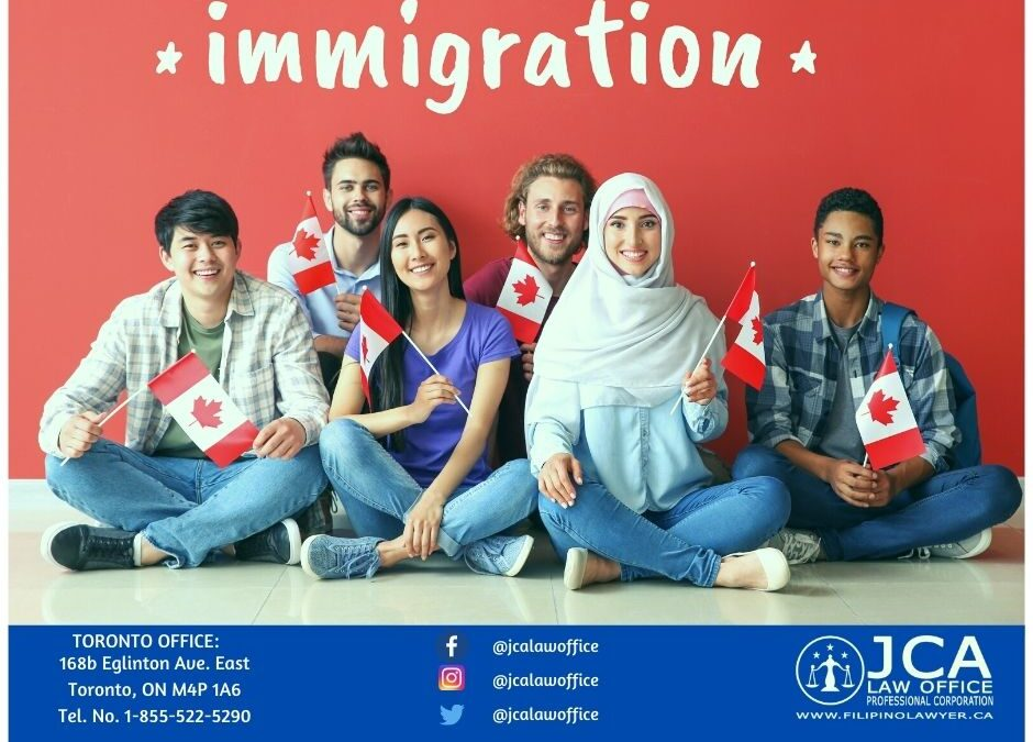 CANADA IMMIGRATION LEVELS PLAN for 2021 – 2023: BLUEPRINT FOR THE NEXT THREE YEARS