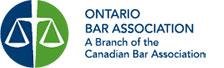 Ontario Bar Association logo